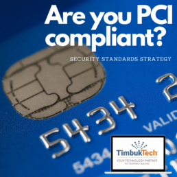 Are you PCI compliant?